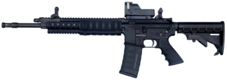AR-15 Optics